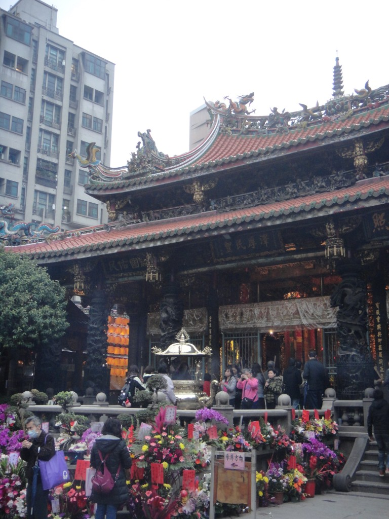 Look Into Your Future: Fortune Telling at Long Shan Temple (Taipei)